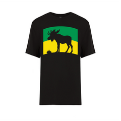 SASK Moose Curling Tee, Youth