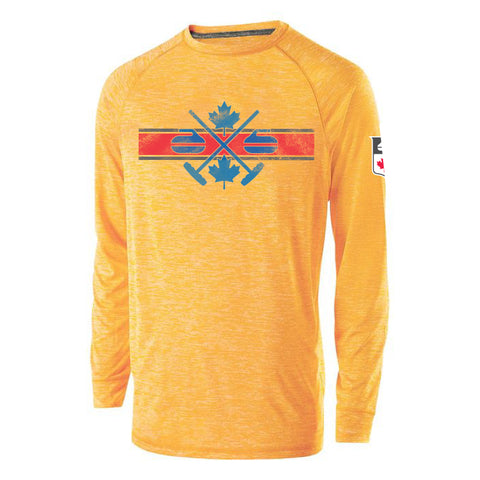 Retro Tech Long Sleeve