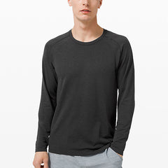 Metal Vent Long Sleeve - Black
