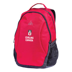 Curling Canada Backpack
