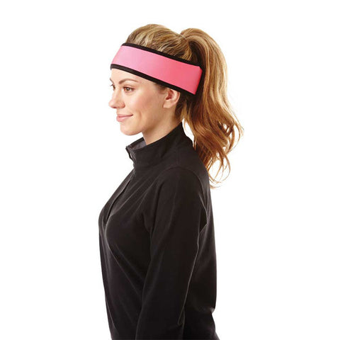 Protective Curling Headband