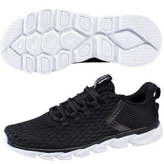 Womens Knit Shoes - Black