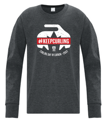 Curling Day - Youth Tee
