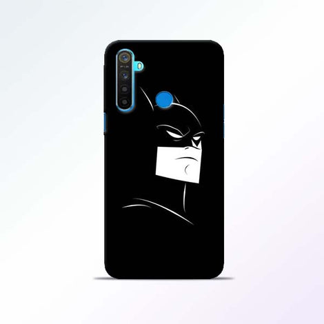 Batman Realme 5 Mobile Cases