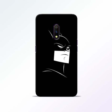 Batman Realme X Mobile Cases