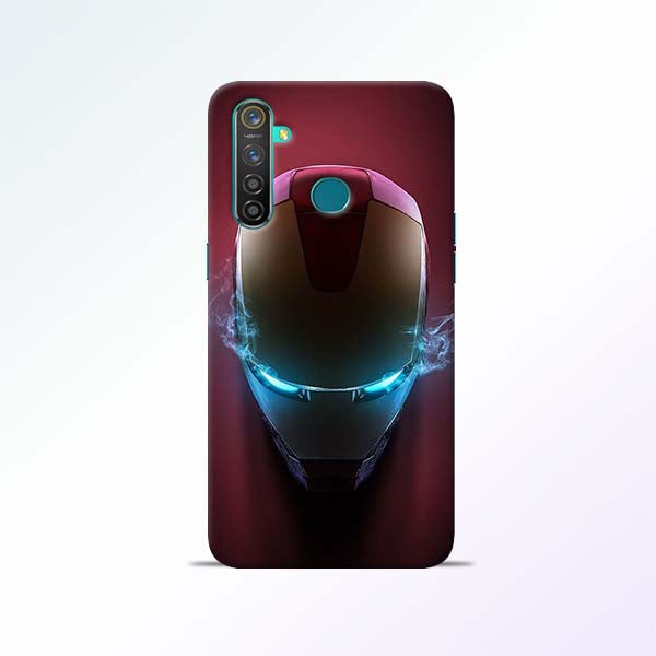 Blue Iron Man Realme 5 Pro Mobile Cases