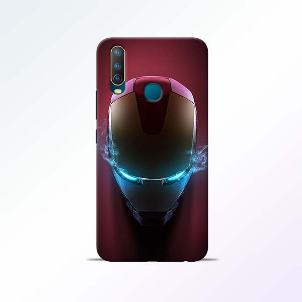 Blue Iron Man Vivo U10 Mobile Cases