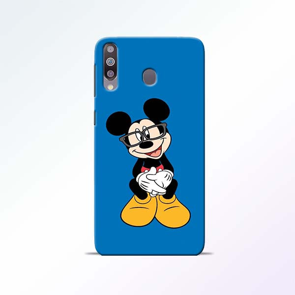 Blue Mickey Samsung Galaxy M30 Mobile Cases