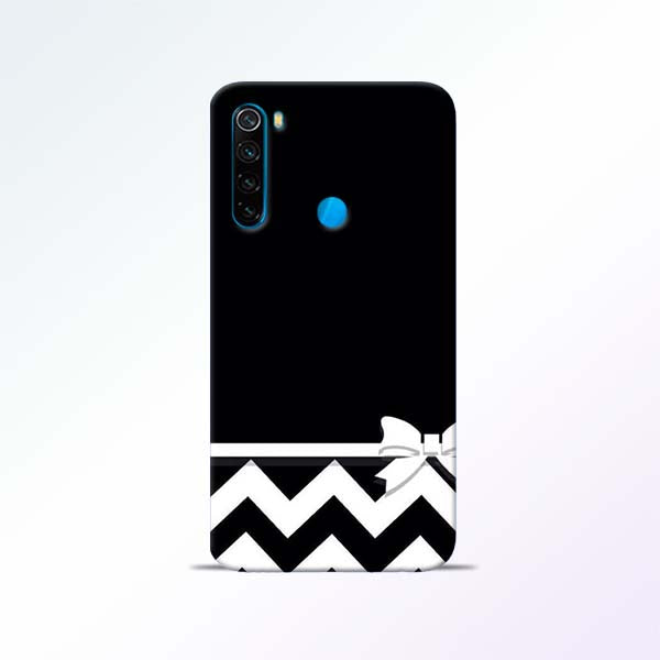 Bow Design Redmi Note 8 Mobile Cases