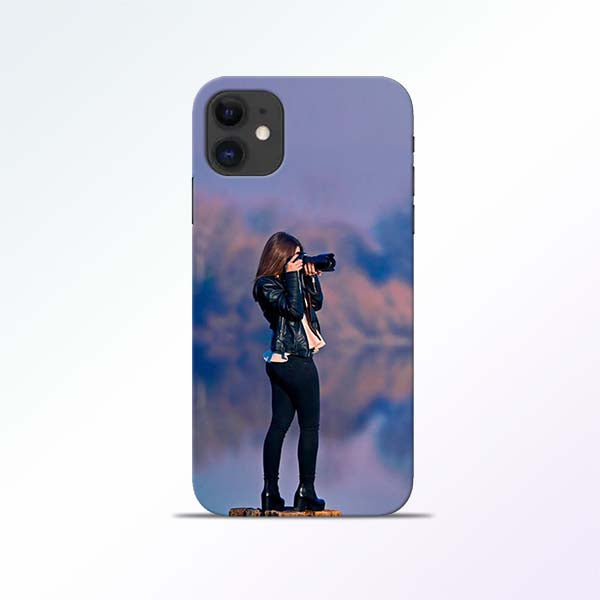 Camera Girl iPhone 11 Mobile Cases
