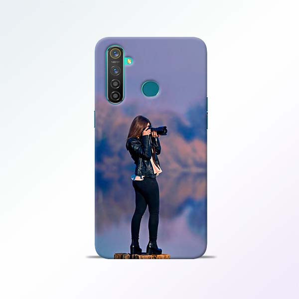 Camera Girl Realme 5 Pro Mobile Cases