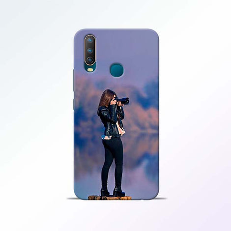 Camera Girl Vivo U10 Mobile Cases