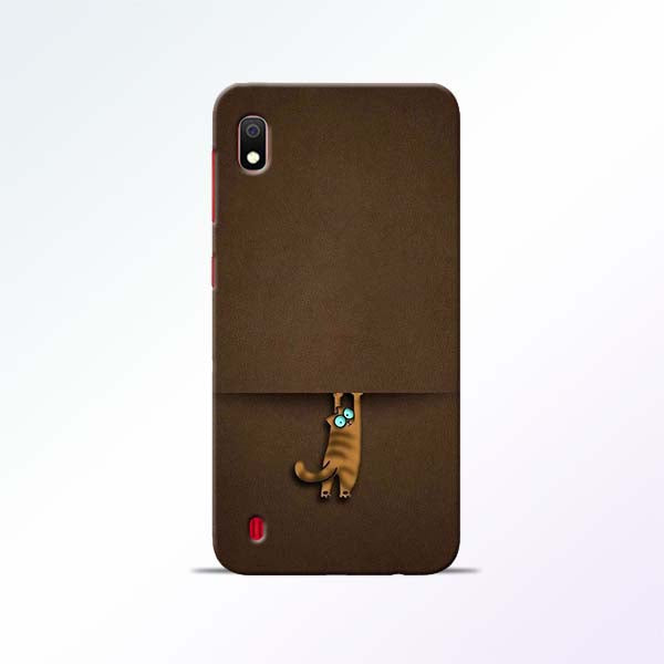 Cat Hang Samsung Galaxy A10 Mobile Cases