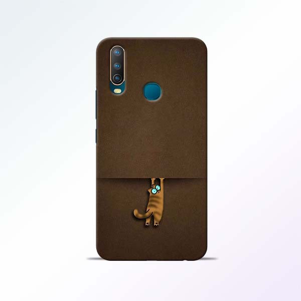Cat Hang Vivo U10 Mobile Cases