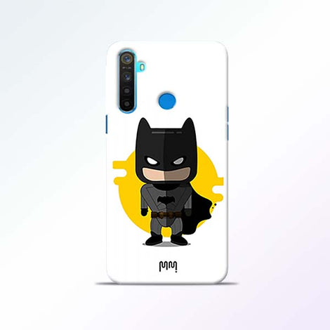 Cute Batman Realme 5 Mobile Cases