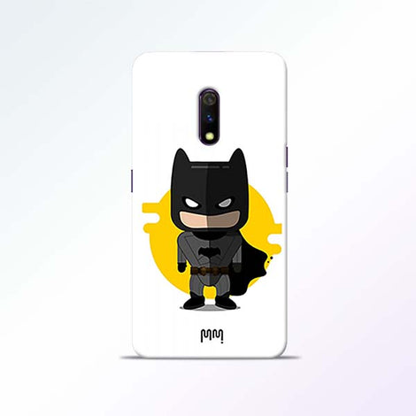 Cute Batman Realme X Mobile Cases