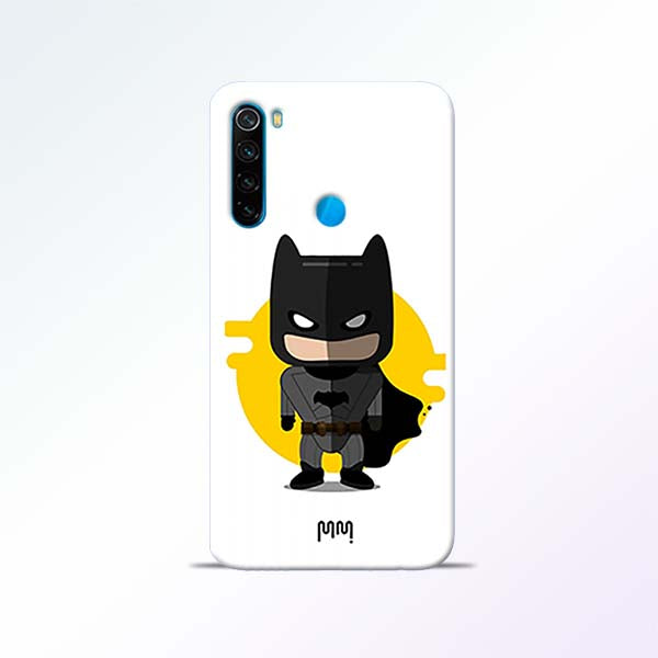 Cute Batman Redmi Note 8 Mobile Cases