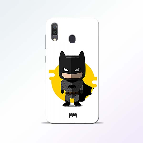 Cute Batman Samsung Galaxy A30 Mobile Cases