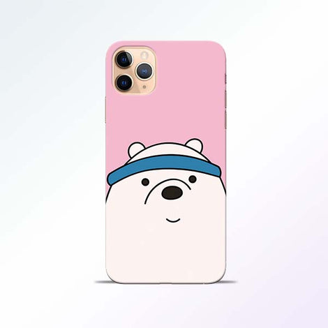 Cute Bear iPhone 11 Pro Mobile Cases