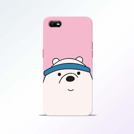Cute Bear Oppo A1K Mobile Cases