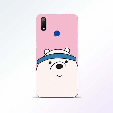 Cute Bear Realme 3 Pro Mobile Cases
