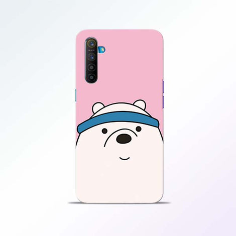 Cute Bear Realme XT Mobile Cases
