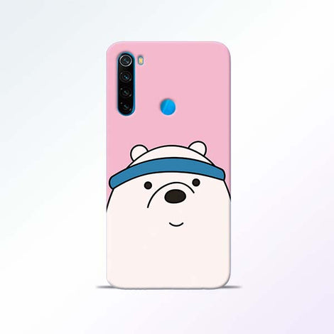 Cute Bear Redmi Note 8 Mobile Cases