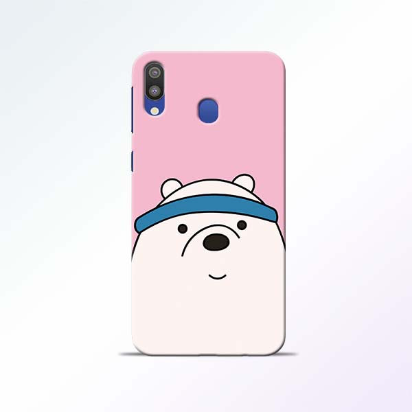 Cute Bear Samsung Galaxy M20 Mobile Cases