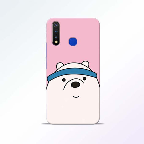 Cute Bear Vivo U20 Mobile Cases