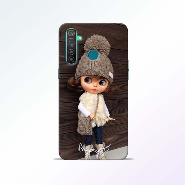 Cute Girl Realme 5 Pro Mobile Cases