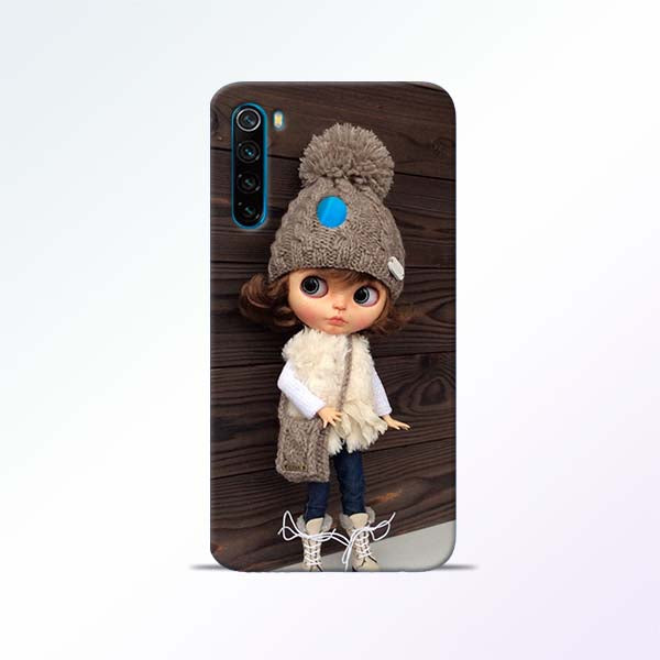 Cute Girl Redmi Note 8 Mobile Cases