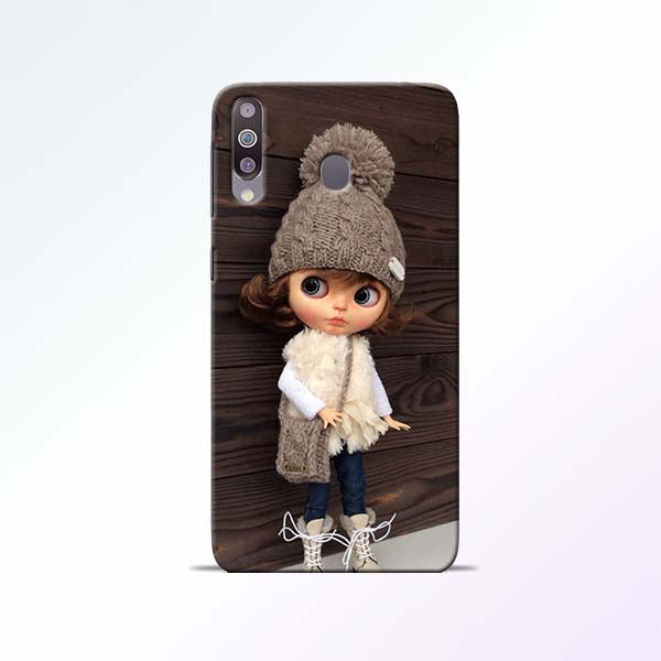 Cute Girl Samsung Galaxy M30 Mobile Cases