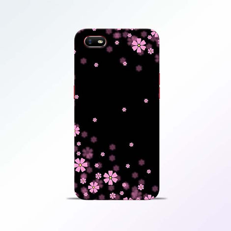 Elegant Flower Oppo A1K Mobile Cases