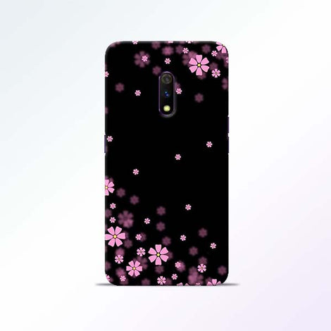Elegant Flower Realme X Mobile Cases