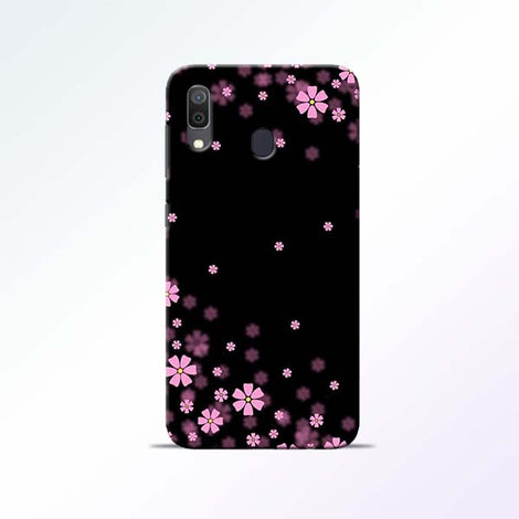 Elegant Flower Samsung Galaxy A30 Mobile Cases