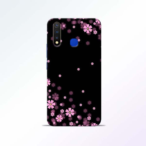 Elegant Flower Vivo U20 Mobile Cases