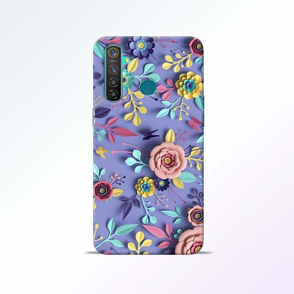 Flower Live Realme 5 Pro Mobile Cases