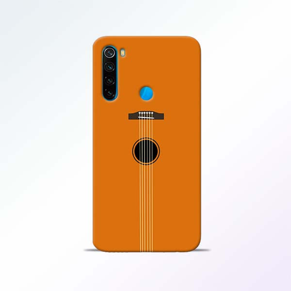 Guitar Chord Redmi Note 8 Mobile Cases