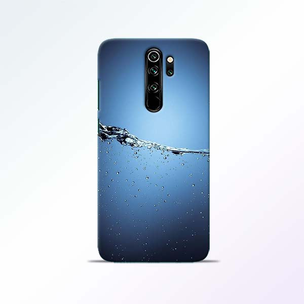 Half Water Redmi Note 8 Pro Mobile Cases