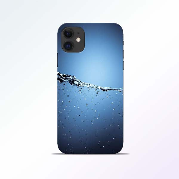 Half Water iPhone 11 Mobile Cases