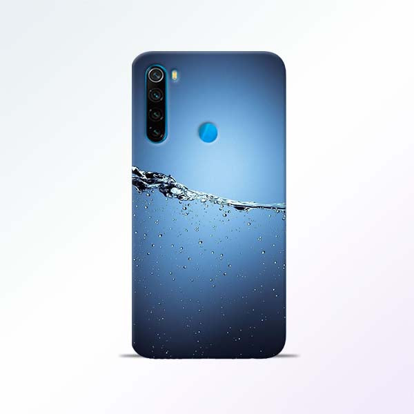 Half Water Redmi Note 8 Mobile Cases