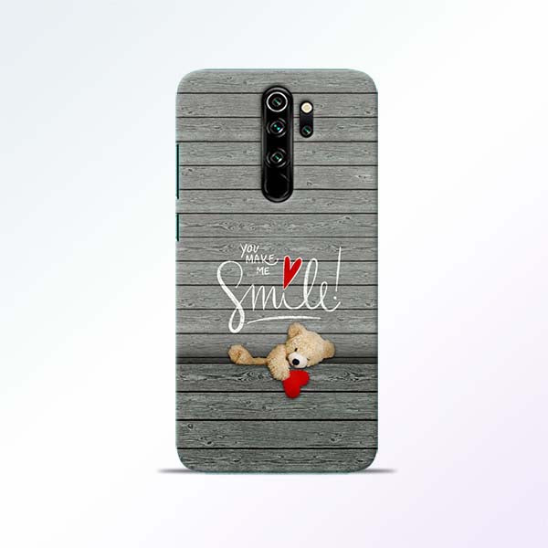 Make Me Smile Redmi Note 8 Pro Mobile Cases