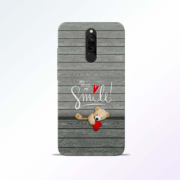 Make Me Smile Redmi 8 Mobile Cases