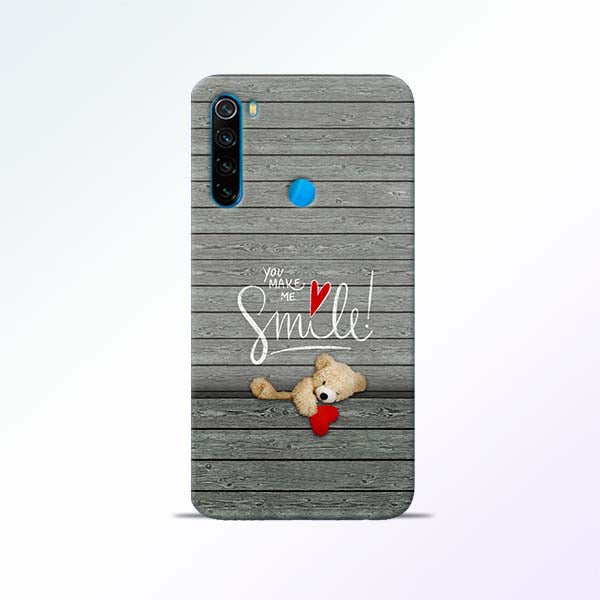 Make Me Smile Redmi Note 8 Mobile Cases