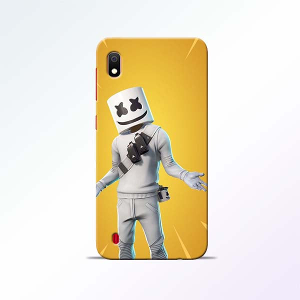 Marshmello Alone Samsung Galaxy A10 Mobile Cases