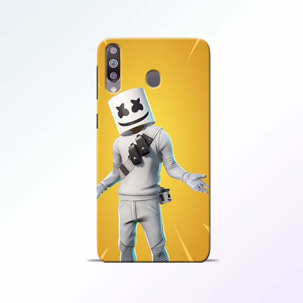 Marshmello Alone Samsung Galaxy M30 Mobile Cases