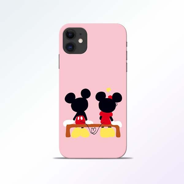 Mickey Minnie iPhone 11 Mobile Cases