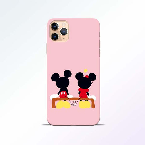Mickey Minnie iPhone 11 Pro Mobile Cases