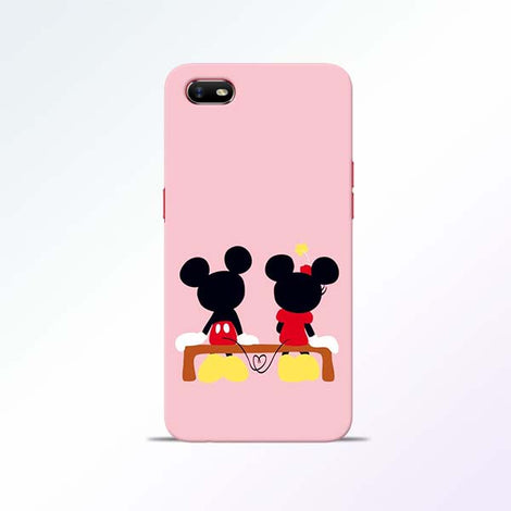 Mickey Minnie Oppo A1K Mobile Cases