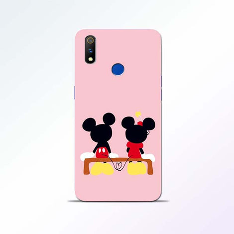 Mickey Minnie Realme 3 Pro Mobile Cases